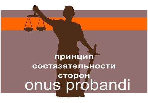 Бремя доказывания по ГПК РФ